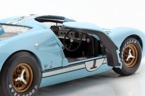 Modellautos Le Mans 66 collectors set 1:18