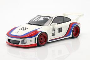 Porsche 911 997 II old new Martini 1:18 GT-Spiritmodels