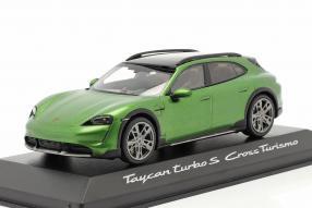 Porsche Taycan Cross Turismo 2021 1:43