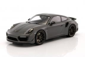 Porsche 911 Turbo S 991 1:18