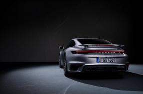 Porsche 911 Turbo S 2020, copyright Foto: Porsche AG