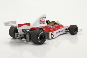 automodelli McLaren Ford M23 No. 5 Fittipaldi 1974 1:18