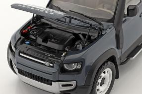 diecast miniatures Land Rover Defender 110 2020 1:18