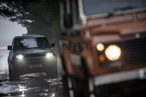 Land Rover Defender 110 2020, copyright Foto: Jaguar Land Rover Ltd.