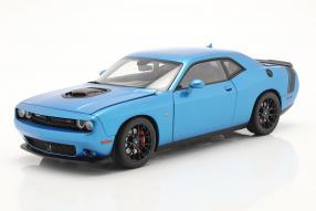 Dodge Challenger 392 Hemi Scat Pack Shaker 2018 1:18