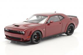 Dodge Challenger SRT Hellcat 2018 1:18