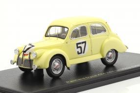 miniatures Panhard Dyna X84 1950 1:43