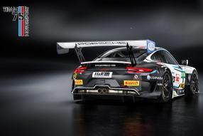 Porsche 911 GT3 R 2021 / Foto: Team75 Motorsport, Gruppe C Photography