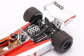 diecast miniatures McLaren Ford M23 No. 5 Fittipaldi 1974 1:18