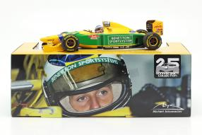 Schumacher Benetton B193B 1993 1:18