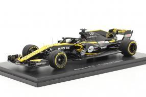Hülkenberg Renault R.S.18 2018 1:43