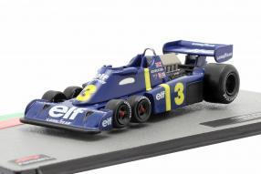 Tyrrell P34 1976 1:43