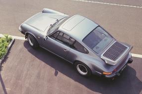 Porsche 911 Carrera Coupé 1984, copyright Foto: Porsche AG