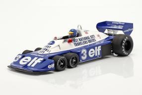 Tyrrell P34 1977 1:18