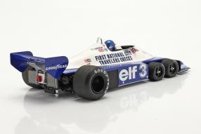 modelcars Tyrrell P34 1977 1:18