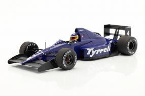 Tyrrell 018 1989 1:18