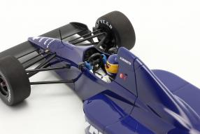 diecast miniatures Tyrrell 018 1989 1:18