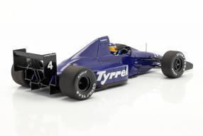 Modellautos Tyrrell 018 1989 1:18