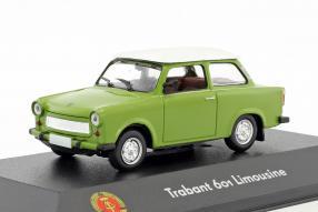 diecast miniatures Trabant 601 Limousine 1:43 Atlas