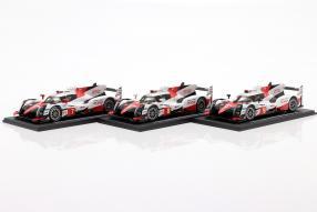 Toyota TS050 Hybrid WEC Set 1:38 Spark