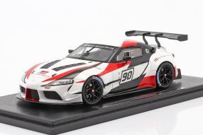 Toyota GR Supra Racing concept car 2018 1:43 Spark