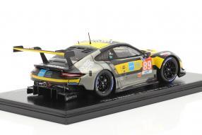 miniatures Porsche 911 RSR No. 89 Le Mans 2020 1:43