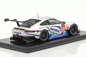 modelcars Porsche 911 RSR No. 56 Le Mans 2020 1:43