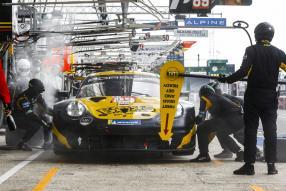 Porsche 911 RSR No. 89 Le Mans 2020, copyright Foto: Porsche AG