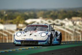 Porsche 911 RSR No. 56 Le Mans 2020, copyright Foto: Porsche AG