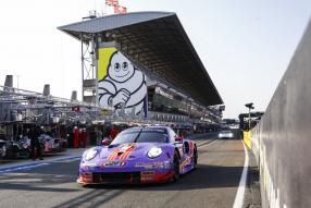 Porsche 911 RSR No. 57 Le Mans 2020, copyright Foto: Porsche AG