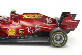 modelcars Ferrari SF1000 2020 Leclerc 1:18 Bburago