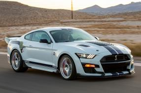 Ford Mustang Shelby GT500 Dragon Snake 2020, copyright Foto: Shelby American Inc.