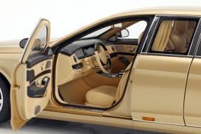 modelcars Mercedes-Maybach S 600 Pullman 2016 1:18 Autoart