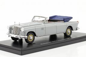 Maybach SW 3842 Ponton Cabriolet 1950 1:43 AutoCult