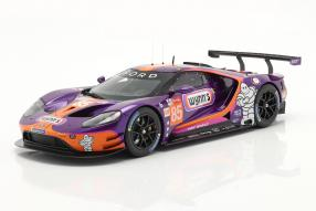 Ford GT Le Mans No. 85 2019 1:18 TrueScale
