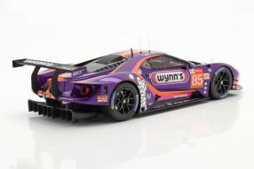 miniatures Ford GT Le Mans No. 85 2019 1:18 TrueScale