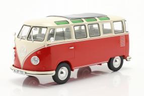 Volkswagen VW T1 Bulli Samba Sambabus 1962 1:18