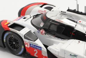Modellautos Porsche 919 hybrid No. 2 winner Le Mans 2017 1:18 Ixo