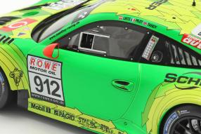 Porsche 911 GT3 R 991 No. 912 VLN 24h Nürburgring 2018 Grello von Manthey Racing 1:18 Ixo