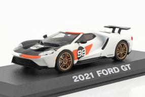 Ford GT 2021 1:43 Greenlight
