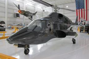 Modell des Airwolf im Tennessee Museum of Aviation, copyright Foto: HrAtsuo