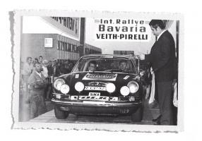 Porsche 911 S Bavaria Rallye 1970, copyright Foto: Porsche AG