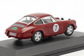 diecast miniatures Porsche 911 S Bavaria Rallye 1970 Röhrl 1:43