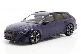 Audi RS 6 Avant 2019 1:18