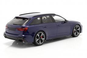 Modellautos Audi RS 6 Avant 2019 1:18