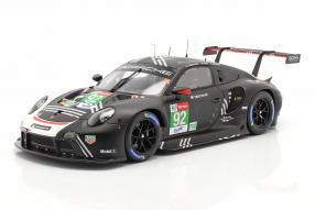 Modellautos Porsche 911 RSR 2020 No. 92 1:18