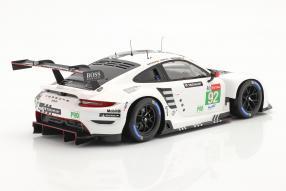modelcars Porsche 911 RSR 2020 No. 92 1:18
