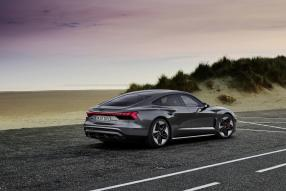 Audi RS e-tron GT 2021, copyright Foto: Audi AG