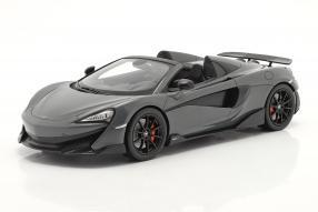 McLaren 600LT Spider 2019 1:18