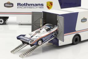 Modellautos Rothmans Porsche Set 1:43